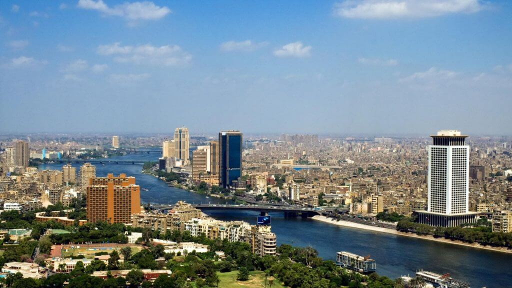 Modern Cairo with Nile view - Merveilleuse Egypt Travel