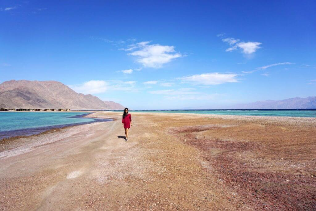 Travel To Dahab and injoy with view - Merveilleuse Egypt Travel